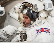 Tim Peake Training220