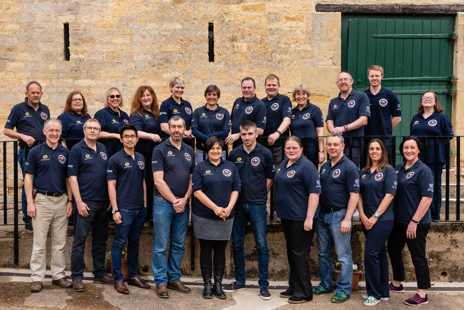 National Space Academy Team at Woolsthorpe Manor