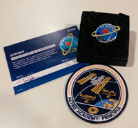Space flown Principia coin